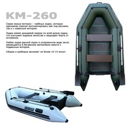 ТОО Алтын МВ предлагает лодки