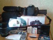 Canon KISS X5 Kit 18-55 (Аналог 600D для Японского рынка)