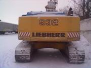 Гусеничный Эскаватор Liebherr 932