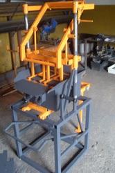 Вибропресс для производства блоков СТАЦ-02
