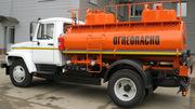 Топливозаправщик АТЗ на шасси ГАЗ-3309