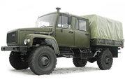 Егерь 2 на шасси ГАЗ 33081,  полноприводный,  4х4