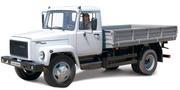 Бортовая платформа на шасси ГАЗ 3309