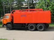 Каналоочистительная машина ко-564 на шасси камаз