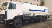 Комбинированная машина КО-009 на шасси МАЗ-6303