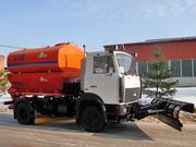 Комбинированная машинуа КО-713Н-40 на шасси МАЗ-4380Р2