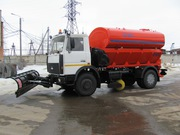 Комбинированная  машина КО-806-20 на шасси МАЗ-5340В2