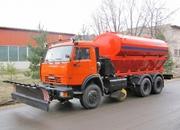 Комбинированная машина КО-823 на шасси КАМАЗ-65115