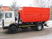 Контейнерный мусоровоз КО-452 на шасси МАЗ- 5340В2