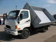 Самосвал с двухсторонней разгрузкой на шасси Hyundai HD 78