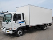 Изотермический фургон на шасси Hyundai HD 120