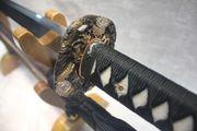 Самурайский японский меч (катана)