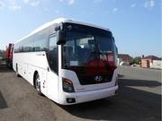 Туристический автобус Hyundai Universe Luxery