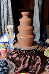 Аренда шоколадного фонтана в Костанае