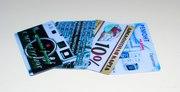 визитки пластиковые от 50 тенге,  Костанай-Рудный