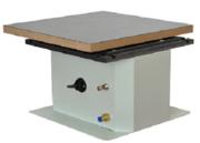 Вакуумный стол для фиксации детали при кромкооблицовке