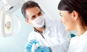 В стоматологию требуются врач-стоматолог,  медсестра.