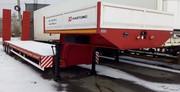 Трал низкорамный 40 тонн из наличия со склада в Челябинске