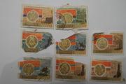 Продам почтовые марки СССР,  Болгария,  Польша,  Куба,  Монголия и т.д.
